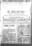 EL IRIS DE PAZ 15 de octubre de 1904