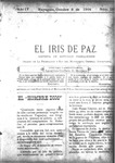 EL IRIS DE PAZ 8 de octubre de 1904