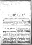 EL IRIS DE PAZ 17 de septiembre de 1904