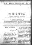 EL IRIS DE PAZ 4 de septiembre de 1904