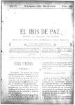 EL IRIS DE PAZ 23 de julio de 1904