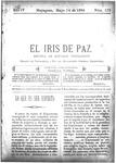 EL IRIS DE PAZ 14 de mayo de 1904