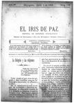EL IRIS DE PAZ 2 de abril de 1904