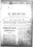 EL IRIS DE PAZ 12 de marzo de 1904