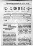 El IRIS DE PAZ 23 de diciembre de 1905