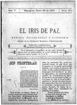EL IRIS DE PAZ 28 de enero de 1905