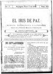 EL IRIS DE PAZ 7 de enero de 1905