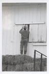 Man Hammering
