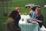 Group of Students at Table