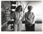 Jane Laymon and Margaret Clemens