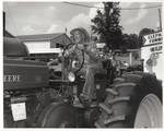 Antique Tractor Parade, Knox County Fair