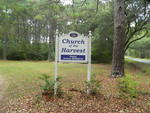 Church of the Harvest Sign