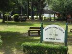 George Luther King Jr. Memorial Park