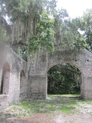 St. Helena Parish Chapel of Ease Ruins