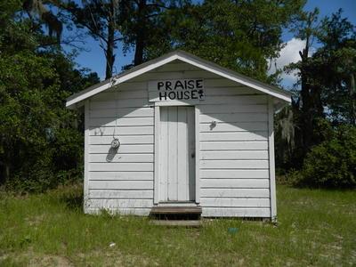 Praise House on Eddings Landing