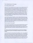 Clara Wallock Interview Transcript