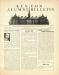 Kenyon Alumni Bulletin - February 1944