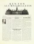 Kenyon Alumni Bulletin - May 1944