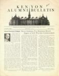 Kenyon Alumni Bulletin - August 1944