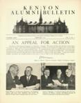 Kenyon Alumni Bulletin - February 1947