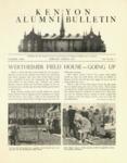 Kenyon Alumni Bulletin - February-March 1948