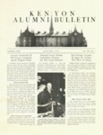 Kenyon Alumni Bulletin - January 1950