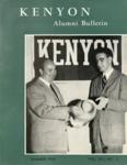 Kenyon Alumni Bulletin - Summer 1955