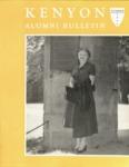 Kenyon Alumni Bulletin - Summer 1956