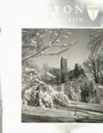 Kenyon Alumni Bulletin - Winter 1957