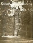 Kenyon Alumni Bulletin - October-December 1962
