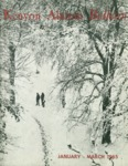 Kenyon Alumni Bulletin - January-March 1965