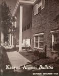 Kenyon Alumni Bulletin - October-December 1966