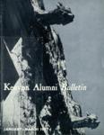 Kenyon Alumni Bulletin - January-March 1967