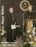 Kenyon Alumni Bulletin - April-May 1969
