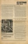 Kenyon College Bulletin - July 1972