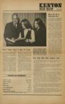 Kenyon College Bulletin - February 1973