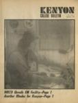 Kenyon College Bulletin - February 1974