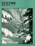 Kenyon College Bulletin - February 1976