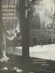 Kenyon College Alumni Bulletin - July 1977