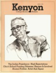 Kenyon College Alumni Bulletin - April 1978