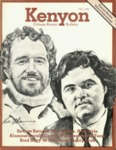 Kenyon College Alumni Bulletin - Fall 1978