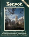 Kenyon College Alumni Bulletin - Summer 1979