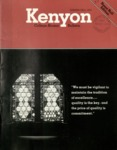 Kenyon College Alumni Bulletin - Summer/Fall 1979