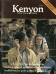 Kenyon College Alumni Bulletin - Fall 1979