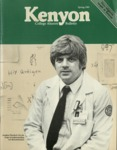 Kenyon College Alumni Bulletin - Spring 1981