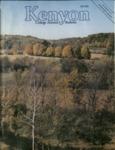 Kenyon College Alumni Bulletin - Fall 1981