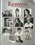 Kenyon College Alumni Bulletin - Winter 1982