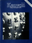 Kenyon College Alumni Bulletin - Winter 1983