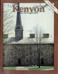 Kenyon College Alumni Bulletin - Summer/Fall 1983