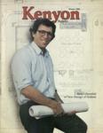 Kenyon College Alumni Bulletin - Winter 1984